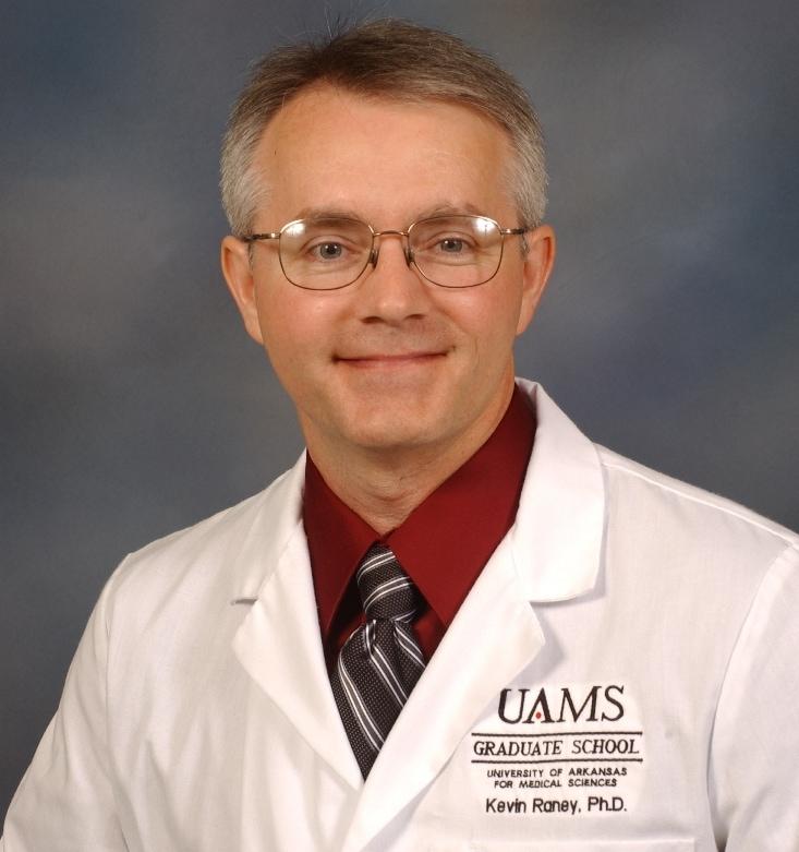 Kevin Raney, Ph.D.