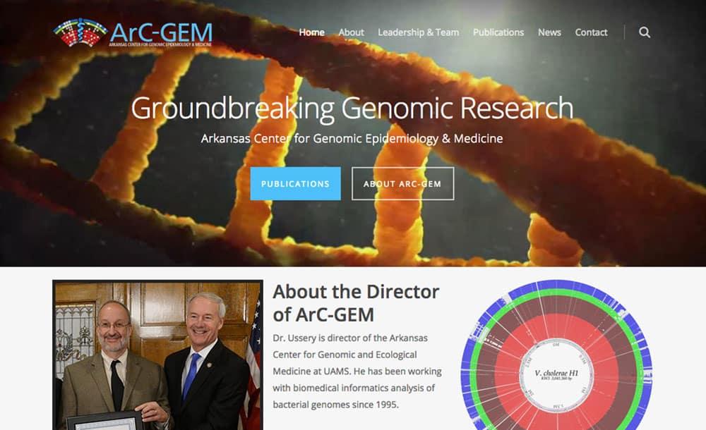ArC-GEM website graphic