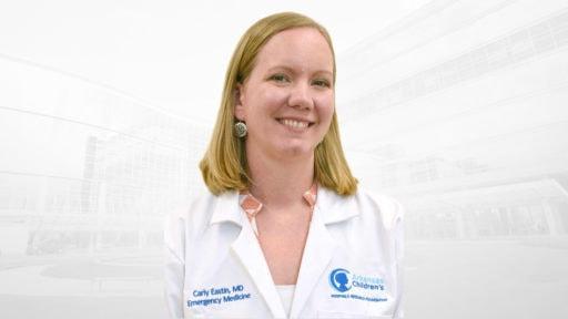 Carly Eastin, M.D.
