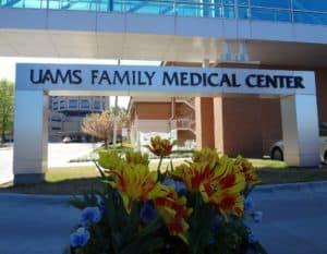 Family Medical Center sign