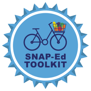 Snap Ed Toolkit Badge