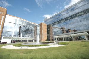 UAMS Medical Center Exterior