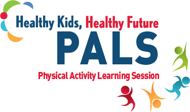 Physical Activity Learning Session logo