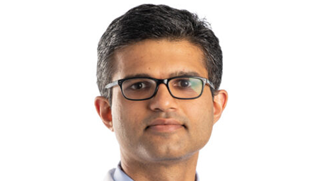 Portrait of Anand Venkata