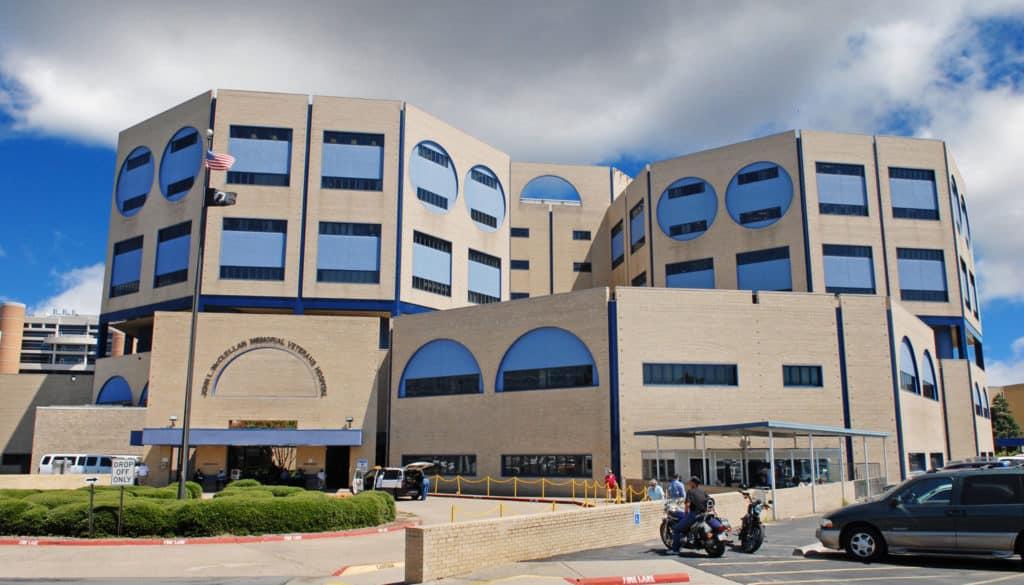 John L. McClellan Memorial Veterans Hospital