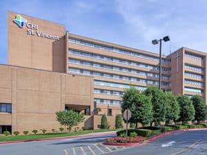 CHI St. Vincent Hospital