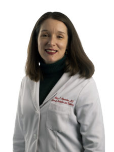 photo of Dr Alexander