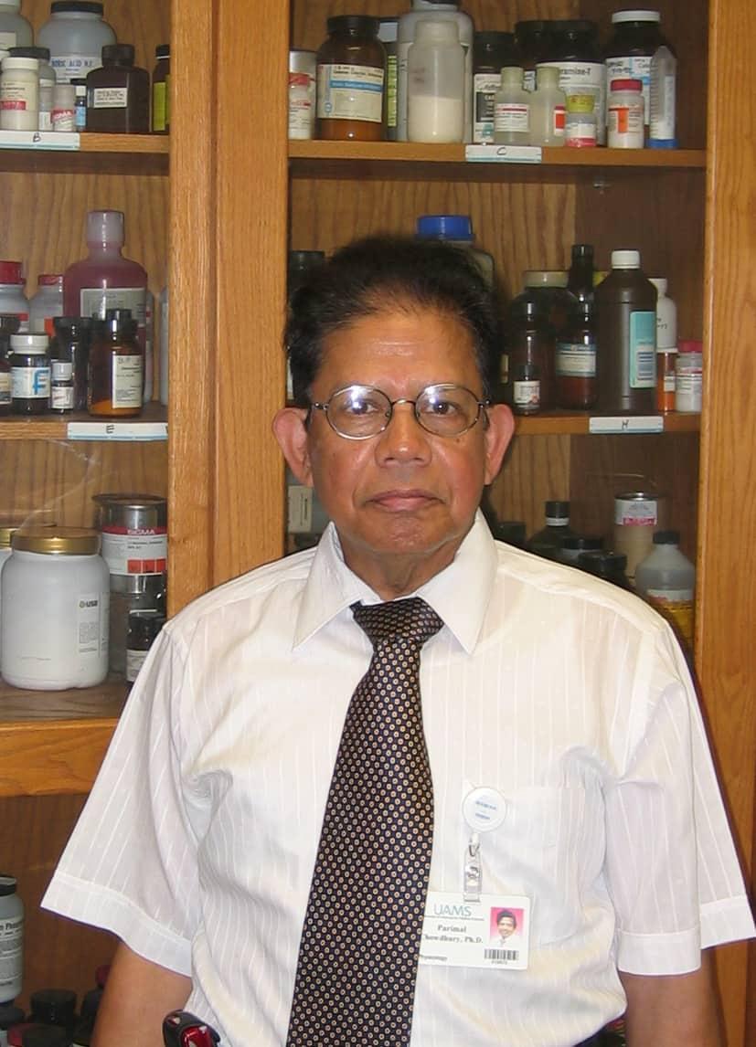 Parimal Chowdhury, Ph.D.