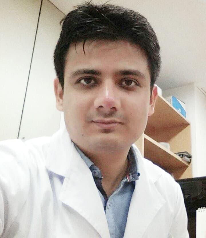 Manish Adhikari, Ph.D.