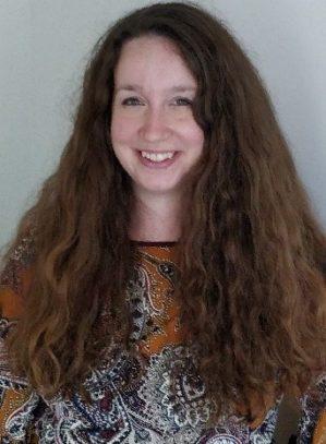former INBRE student Jessica Hartman
