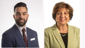 Dr. Jesus Delgado-Calle and Dr. Teresita Bellido