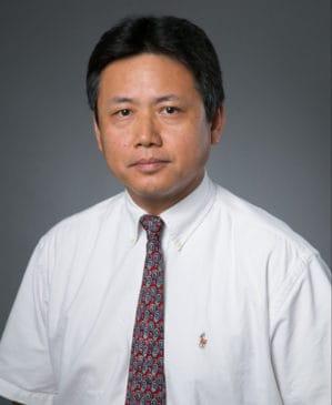 Dr. Zhong Su, Physics Director