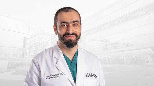 Emmanouil Giorgakis, M.D.