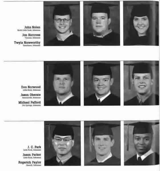 Class Photos - 2000