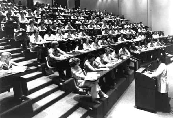 Lecture Hall - 1979