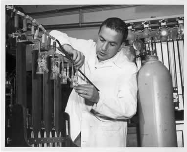 Biochemistry Lab - 1954