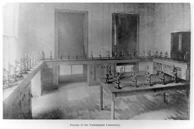 Pathology Lab - 1910