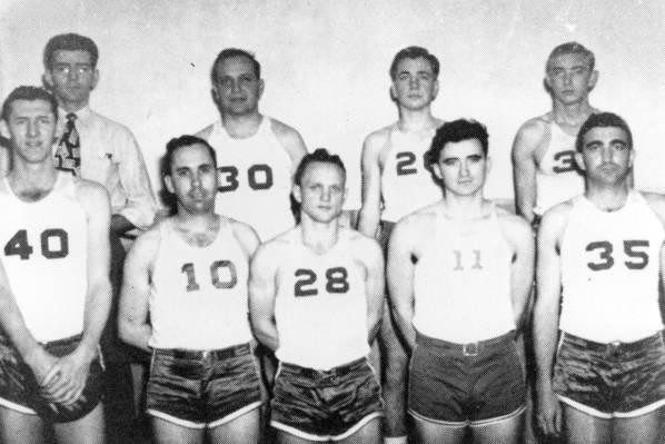 1950 Basketball Team