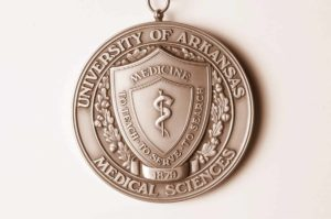 UAMS Medicine Medallion