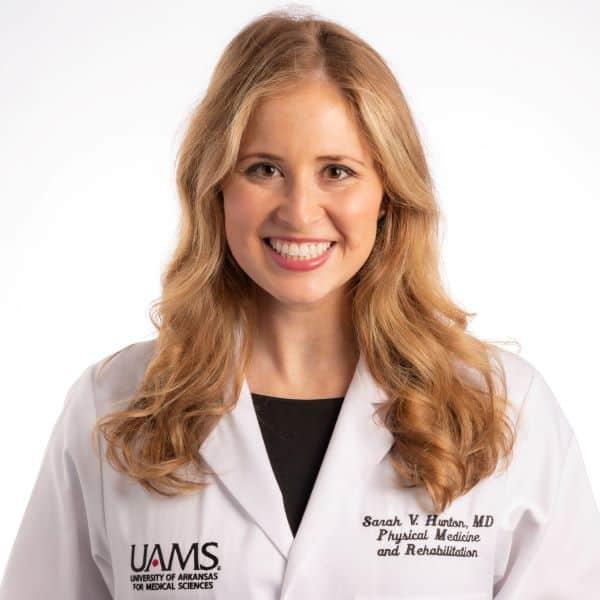 "Dr. Sarah Victoria ""Tory"" Hunton"