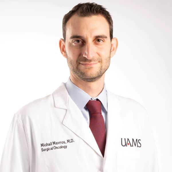 Dr. Mikhail Mavros
