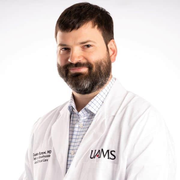 Dr. Dustin Rumpel