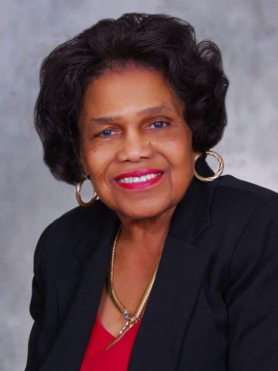 Dr. Edith Irby Jones