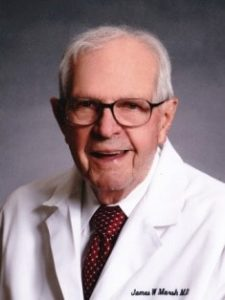 James Wallace Marsh, M.D.