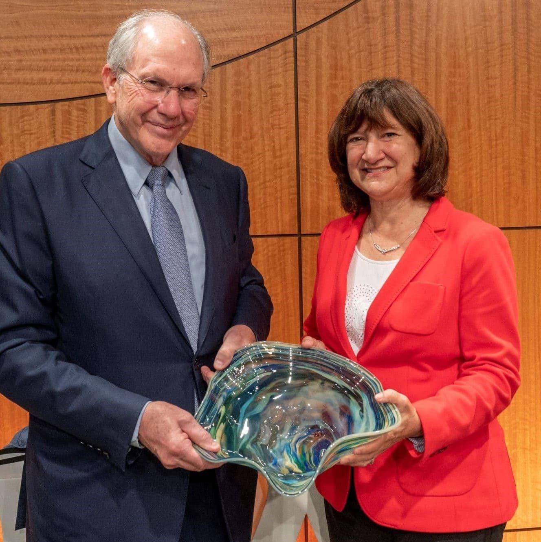 Drs. Christopher Westfall and Stephanie Gardner